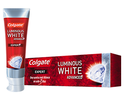 Colgate<sup>®</sup> Luminous White Expert